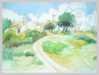 Farmstead in Portugal