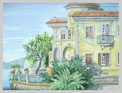 House, Sorrento, Italy