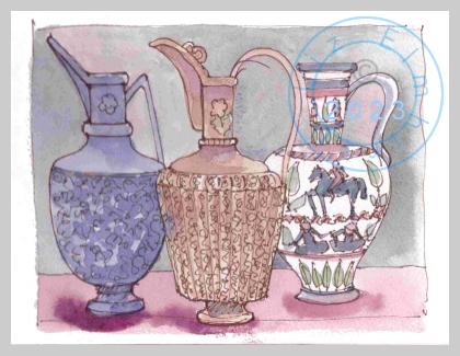 Islamic jugs