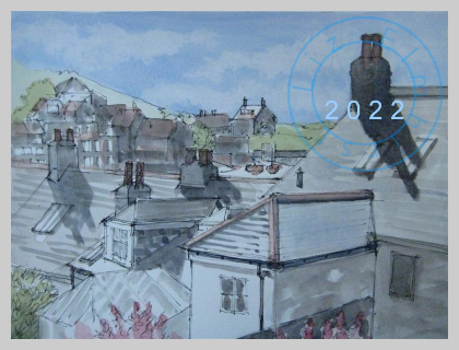 Rooftops, Isles of Scilly