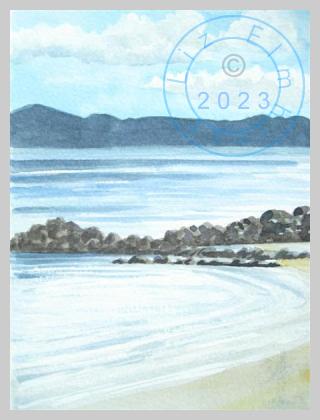 Seascape  Marazion
